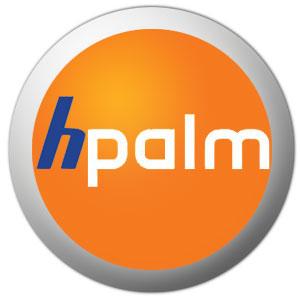 HPalm Logo