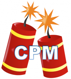 Blowing up the CPM