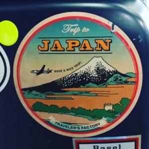 Tokyo Travel Sticker